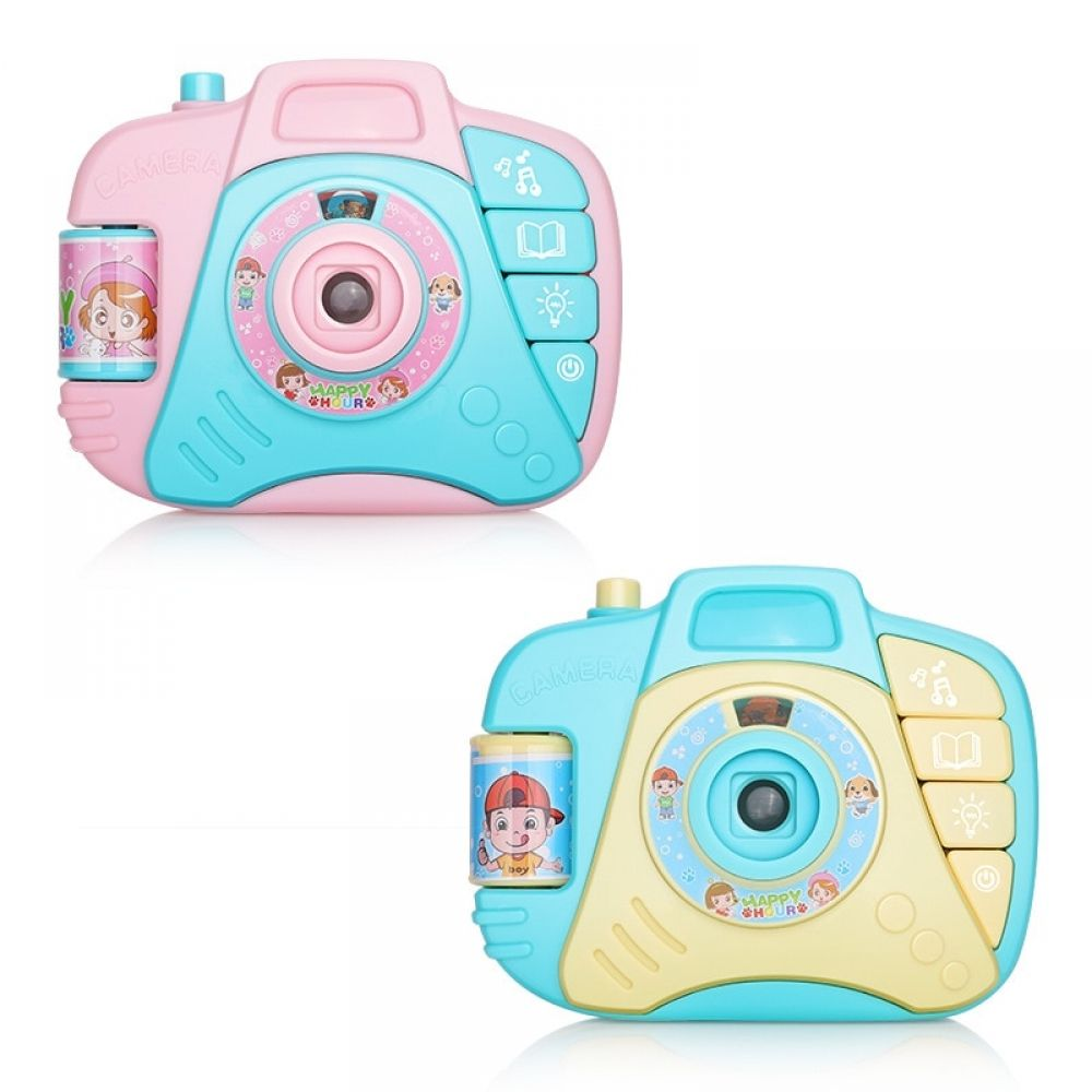 Hot Learning Study Toy Projection Camera Educational Toys for Kids Children Baby