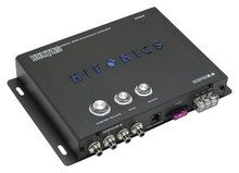 Hifonics - Digital Bass Enhancement Processor for Select Aftermarket Vehicle Stereo Systems - Black