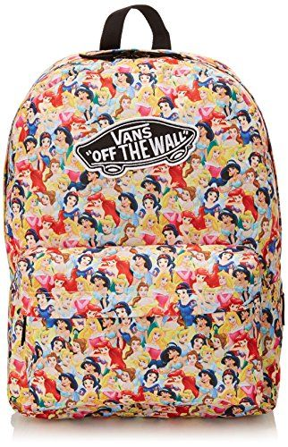 VANS Vans Womens Backpack Princess Multiple Colors One Size     Click image  to review more details. 7f6cae295fe