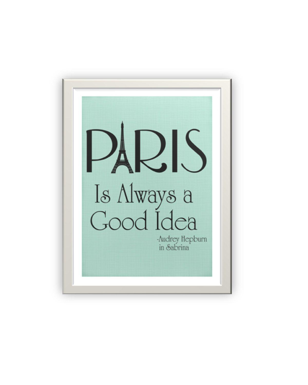Audrey Hepburn Paris digital Art Print by PinkMilkshakeDigiArt, £5.00