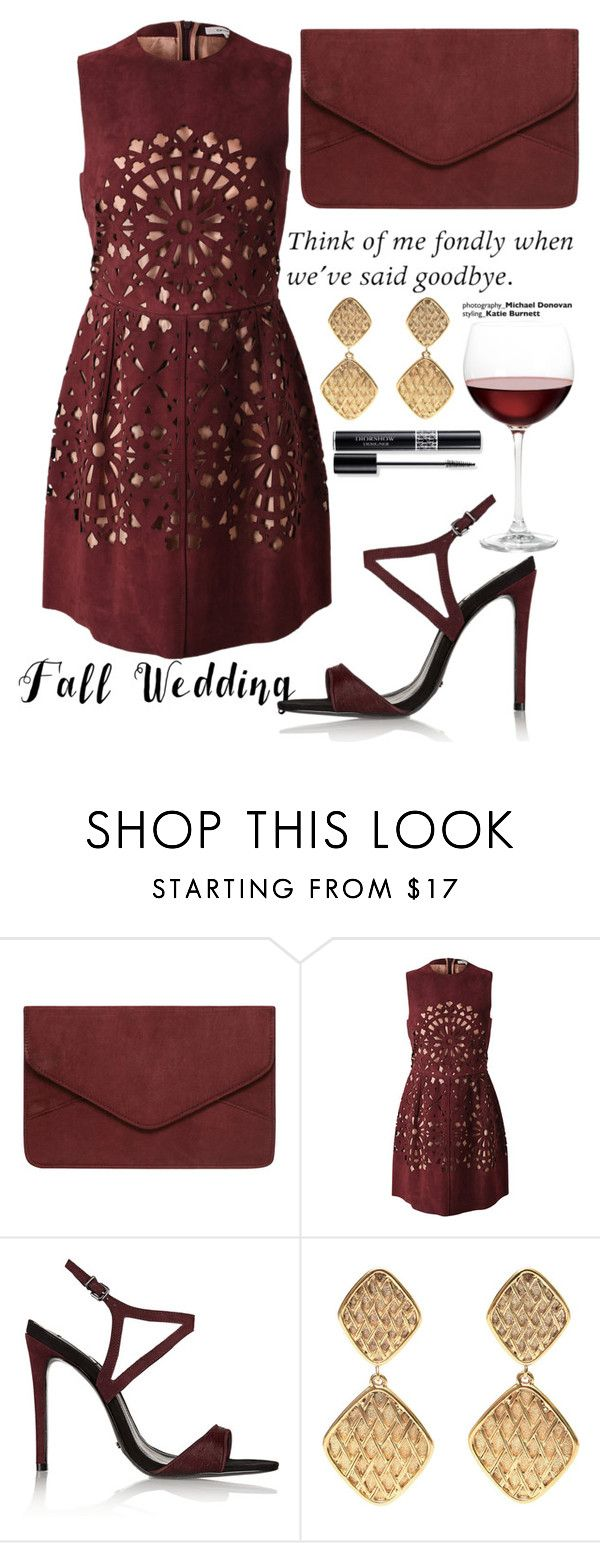 """Tenngage"" by willneverdie ❤ liked on Polyvore featuring Dorothy Perkins, Carven, Schutz, Chanel, Nordstrom, Christian Dior and fallwedding"