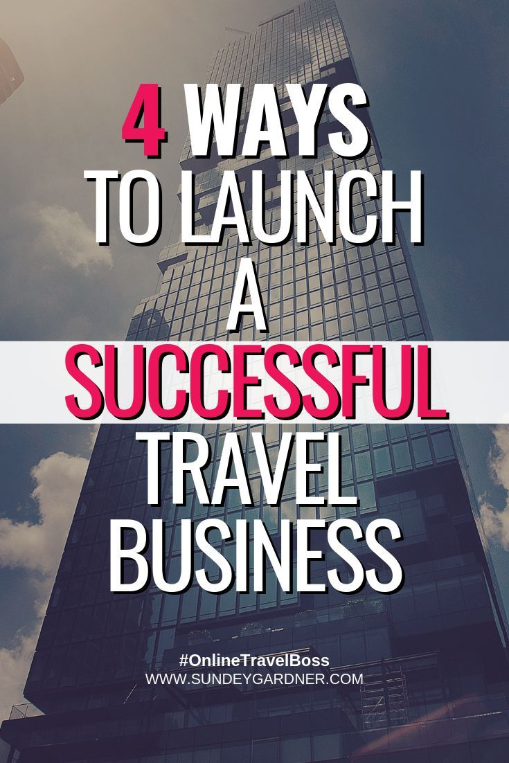 How to Start A Travel Agency Learn the 4 steps I teach
