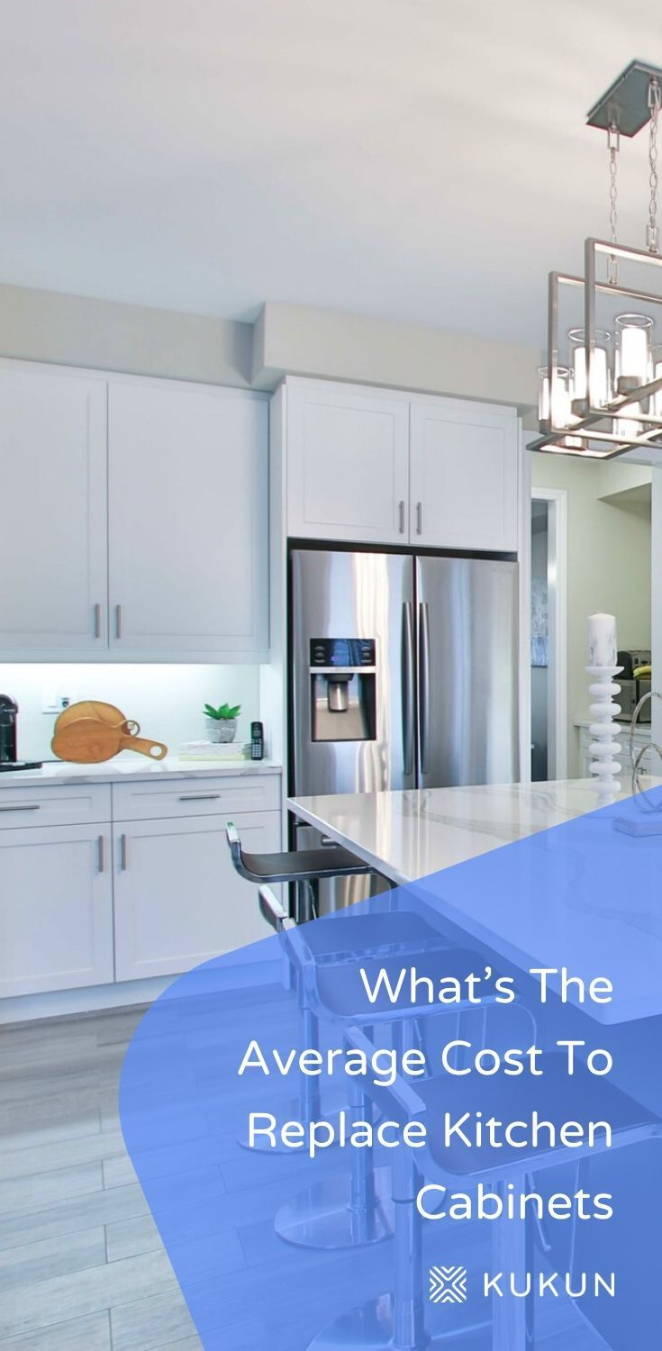 A Guide to Calculate the Cost to Replace Kitchen Cabinets ...