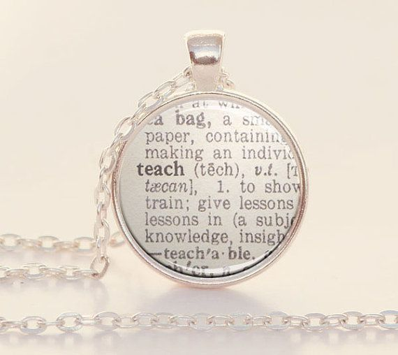 Book lover necklace bibliophile necklace book page word etsy aloadofball Image collections