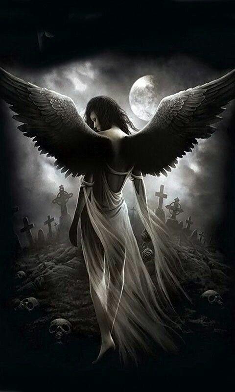 pingl par dautel sur ange pinterest anges d mons et cr atures mythiques. Black Bedroom Furniture Sets. Home Design Ideas