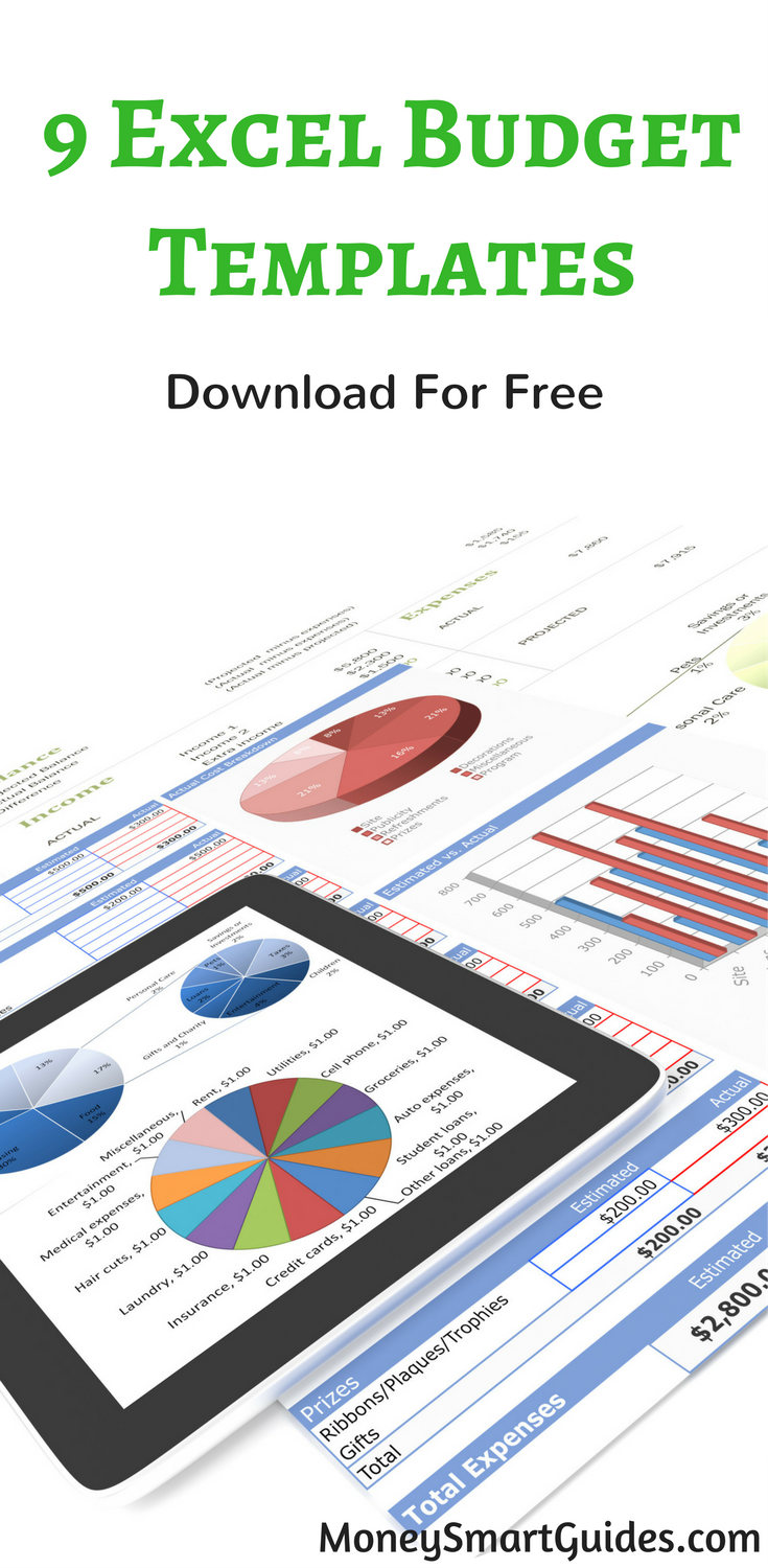 10 Free Excel Spreadsheet Templates To Help Explode Your Wealth