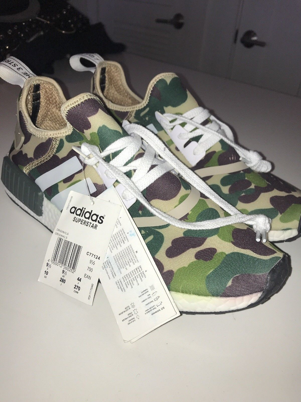 7e03a3cbe4678 Adidas NMD X Green  Camo Bape shoes SZ 10  Trending  Hot  Fashion  Shop   Adidas  Bape  Snowboarding  BapeX  AdidasBapeX  Clothing  Trend  Popular   Buy  ad ...