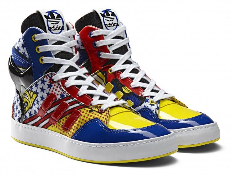 adidas Originals x Rita Ora 'Comic Collection: Bankshot 2.0