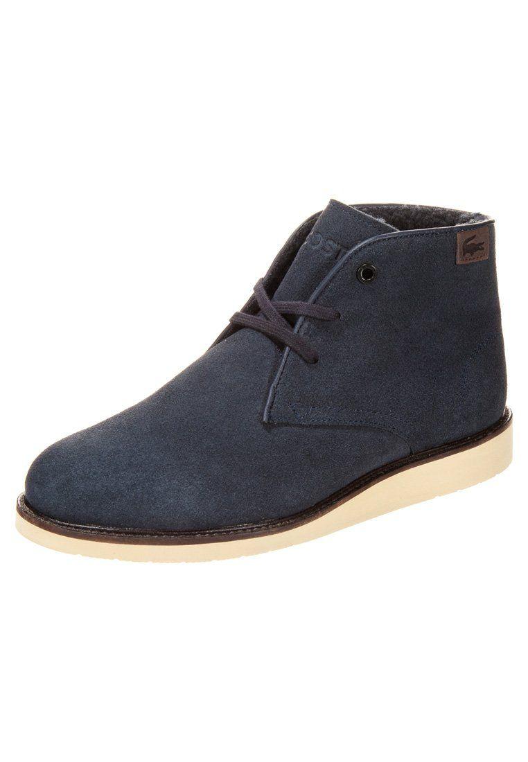 72f9636d2b0fd Lacoste MANETTE Ankle boots blue