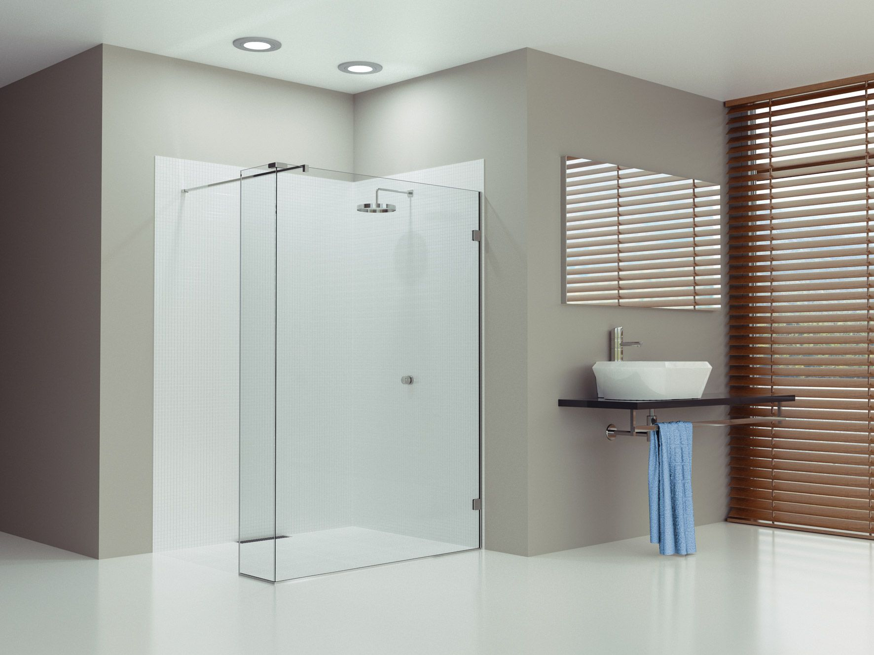 GMW300 Cube – without End Panel: This beautifully crafted shower ...