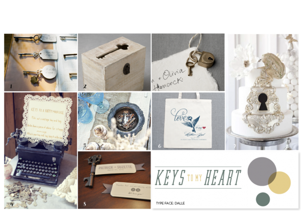 vintage key wedding ideas | A girl can dream- Wedding Ideas ...