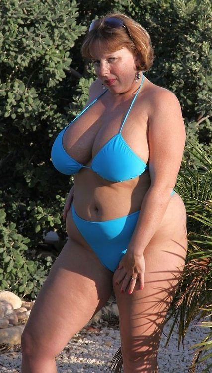 Bbw Mature 50 Bikinis Full Figured Sexy Plus Size Curvy