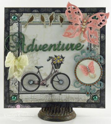 Summer Road Trip Card by Candy S. - Cards and Paper Crafts at Splitcoaststampers