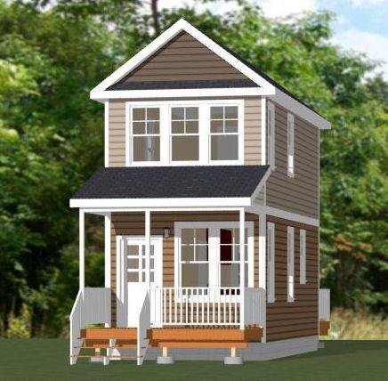 Tiny House Floor Plans 2 Bedroom 12x28 tiny house -- #12x28h2 -- 589 sq ft - excellent floor plans