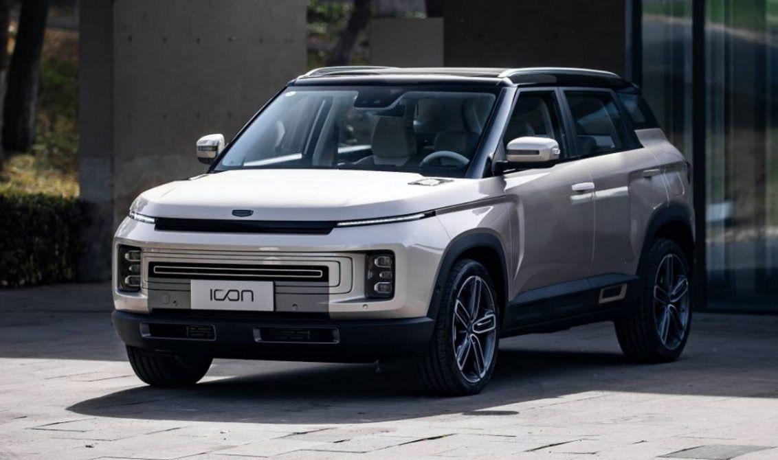 Geely Icon Ab Februar Erhaltlich China Auto News In 2020 Kompakt Suv Automarken Autos