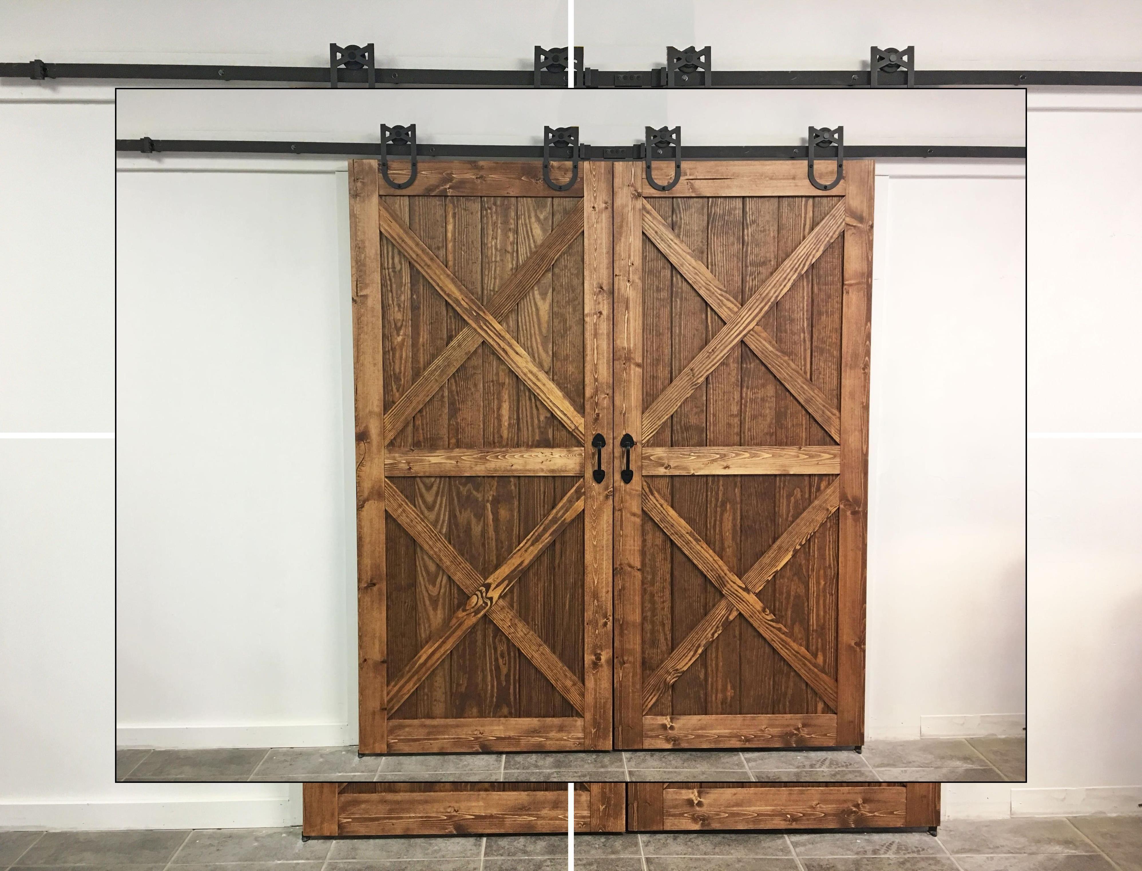 Barn Style Doors For House Buy Barn Door Hardware Build A