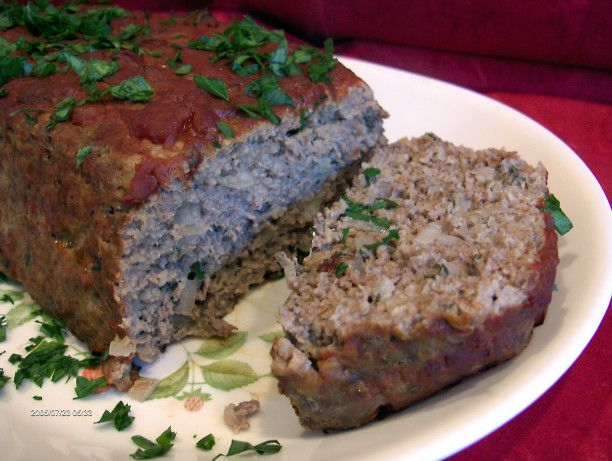 Simple Ranch House Meatloaf Recipe Food Com Recipe Meatloaf Recipes Food