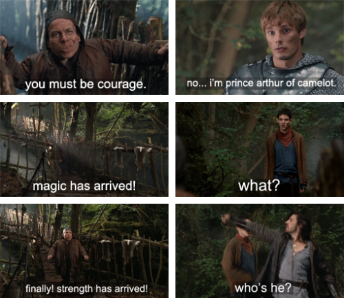 Merlin finale review: The love story of Merlin and Arthur ...