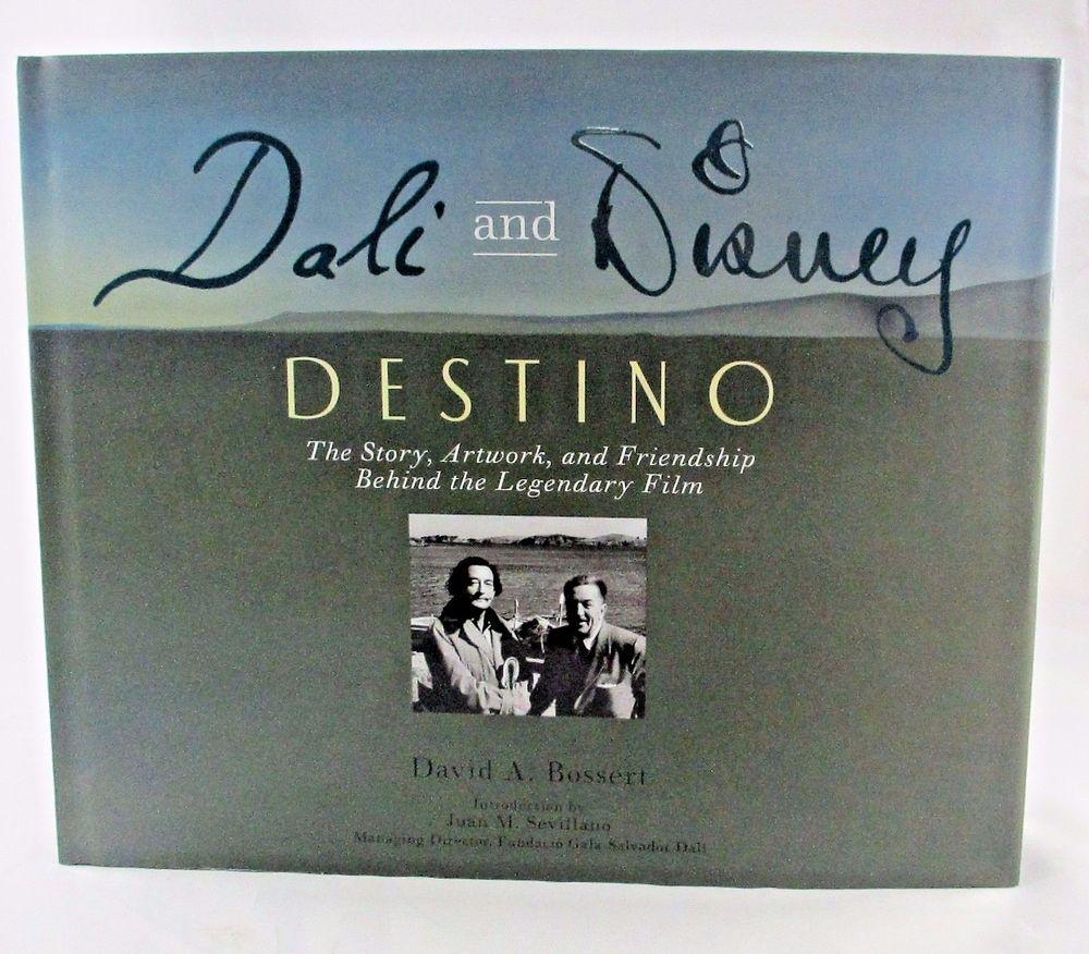 Disney editions deluxe dali and disney destino salvador