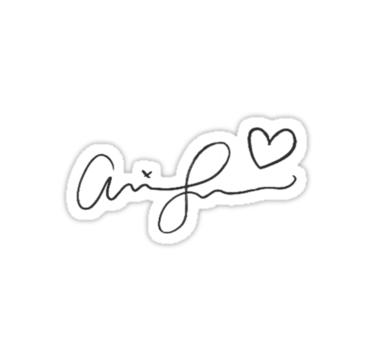 Arianna Grande Sticker By Mfitzy In 2021 Arianna Grande Tumblr Stickers Iphone Case Stickers
