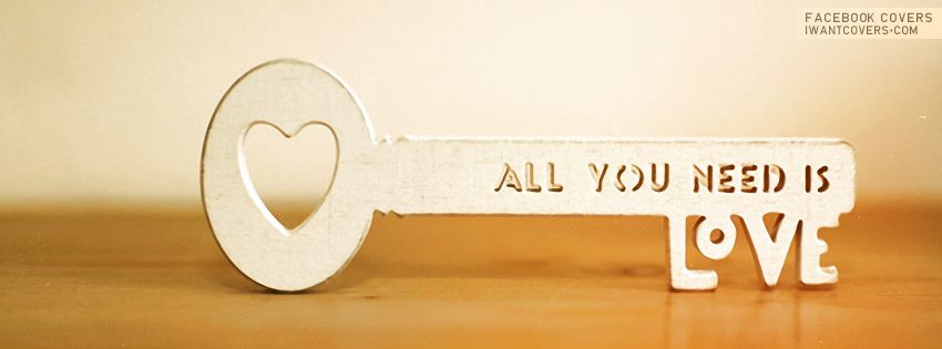 All You Need Is Love6 Jpg 850 315 Facebook Cover Fb Cover Photos