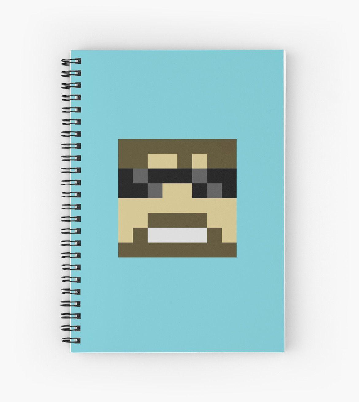ssundee Minecraft skin  Minecraft skin, Minecraft, Hardcover journals