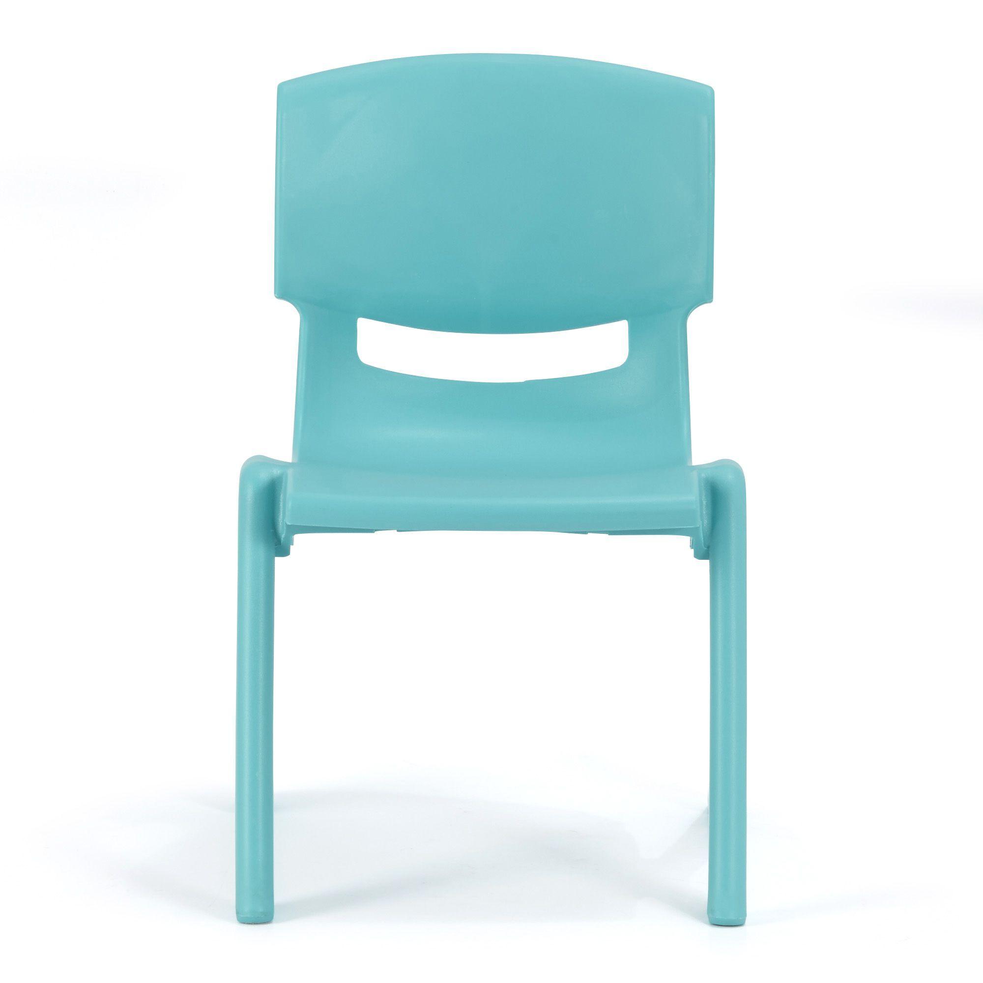 Chaise Bleu Lagon Pour Enfant H53 5cm Hobbit Les Chaises Et  # Miami Meuble Tv Alinea