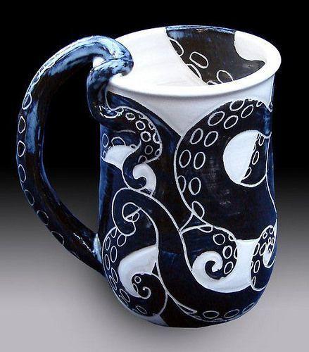 Photo | Mugs, Gifts, Octopus