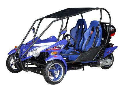 Mc D150tka Trike Gas Motor Scooters 150cc 3 Wheels Moped