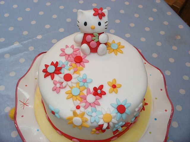 Hello Kitty Cake Hello kitty Kitty and Kitty cake