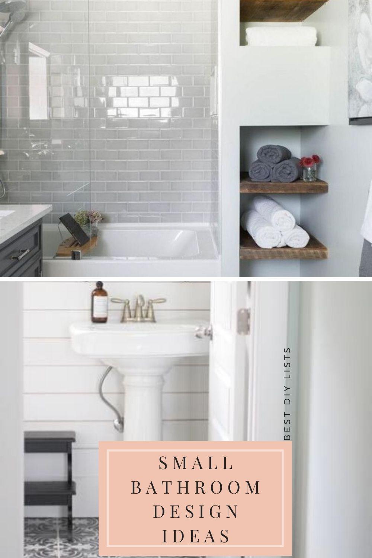 New Small Bathroom Decoration Ideas Bathroom Decor Small Bathroom Decor Bathroom Design Small Bathroom decorating idea gif