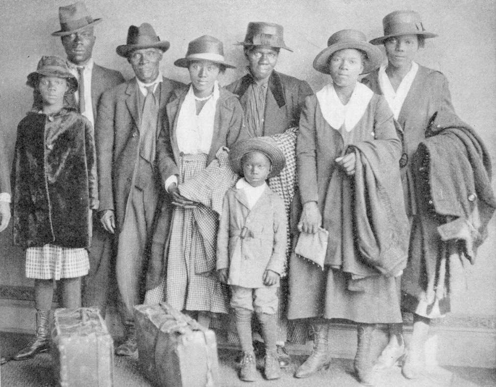 The girls of the Great Migration shaped regions, cities and even the White House