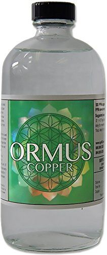 Ormus Copper Mineral Supplement 16 oz *** Read more at the