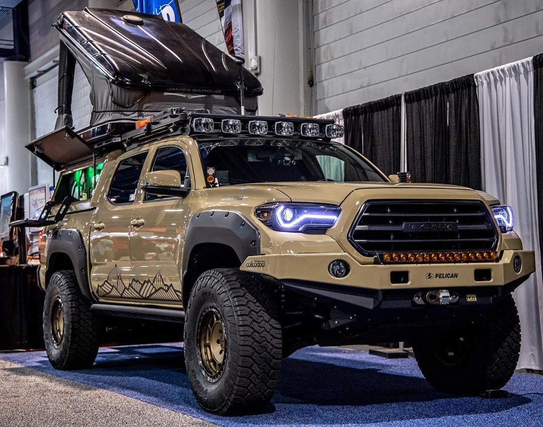 Pin by Zaccava on Cars Toyota land cruiser, Sema 2019