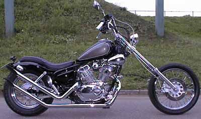 125 Virago Chopper