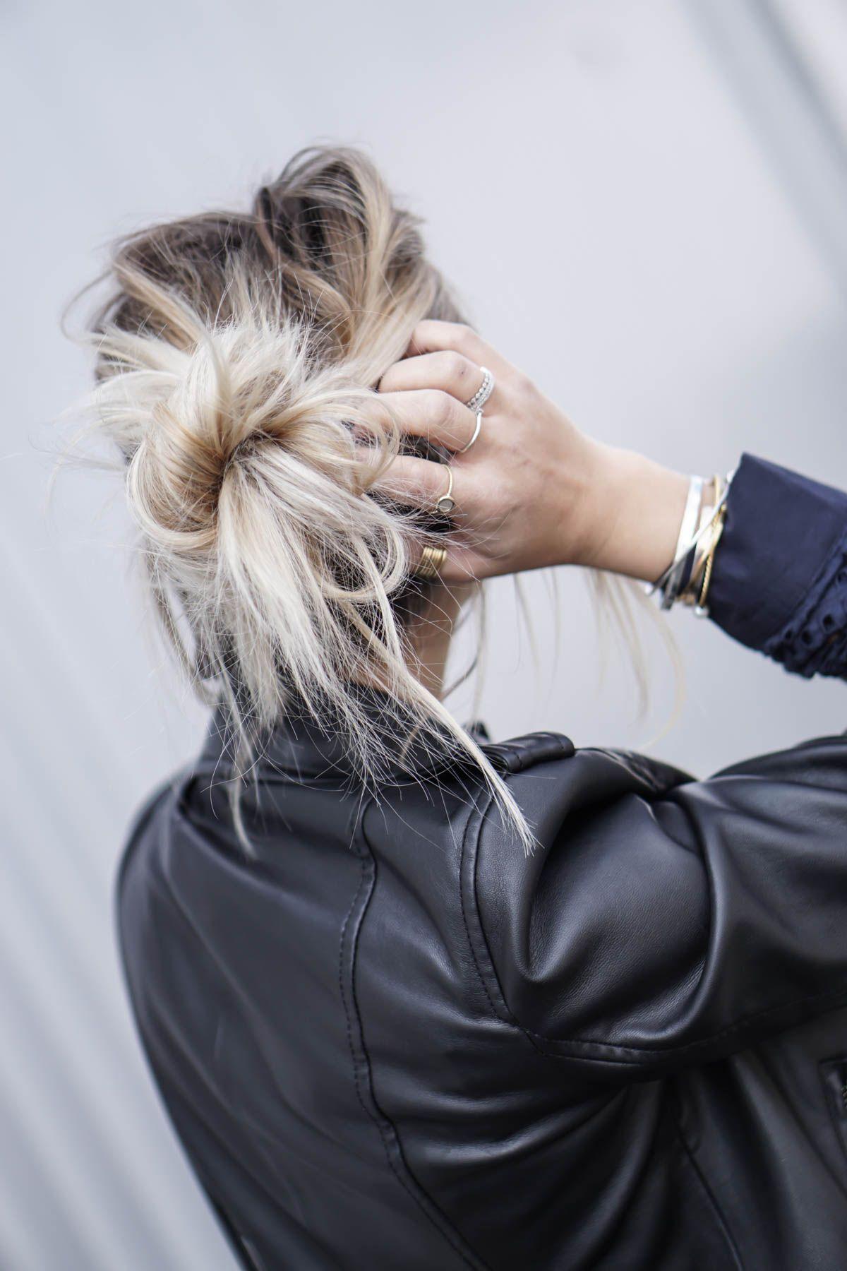 Navy Jumpsuit Coiffures Coupes De Cheveux Maquillage Cheveux Cheveux
