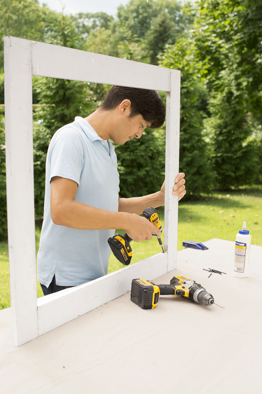 How to build a catio catio cedar lumber outdoor patio