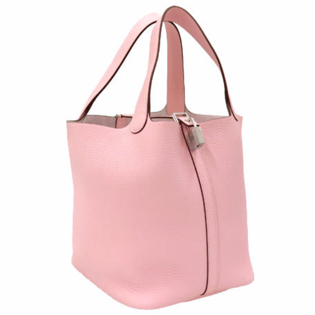 6b9e434e06 HERMES PICOTIN LOCK MM ROSE SAKURA TAURILLON CLEMENCE STAMP T 1636284 on  Carousell Hermes Handbags