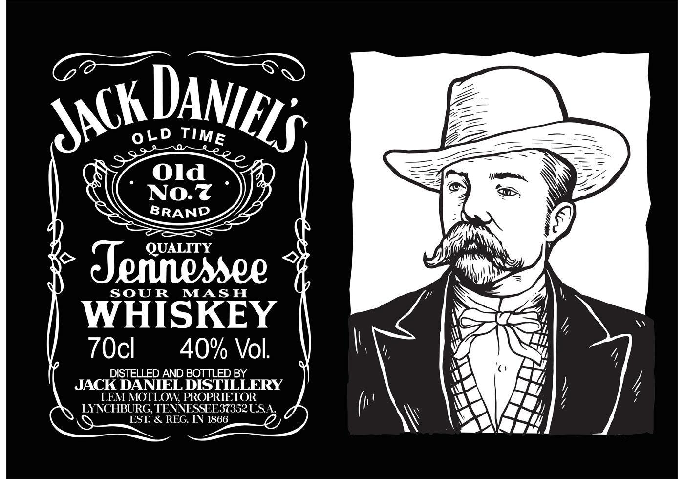 Jack Daniels Logo Vector And Jasper Newton Quot Jack Quot Daniel S