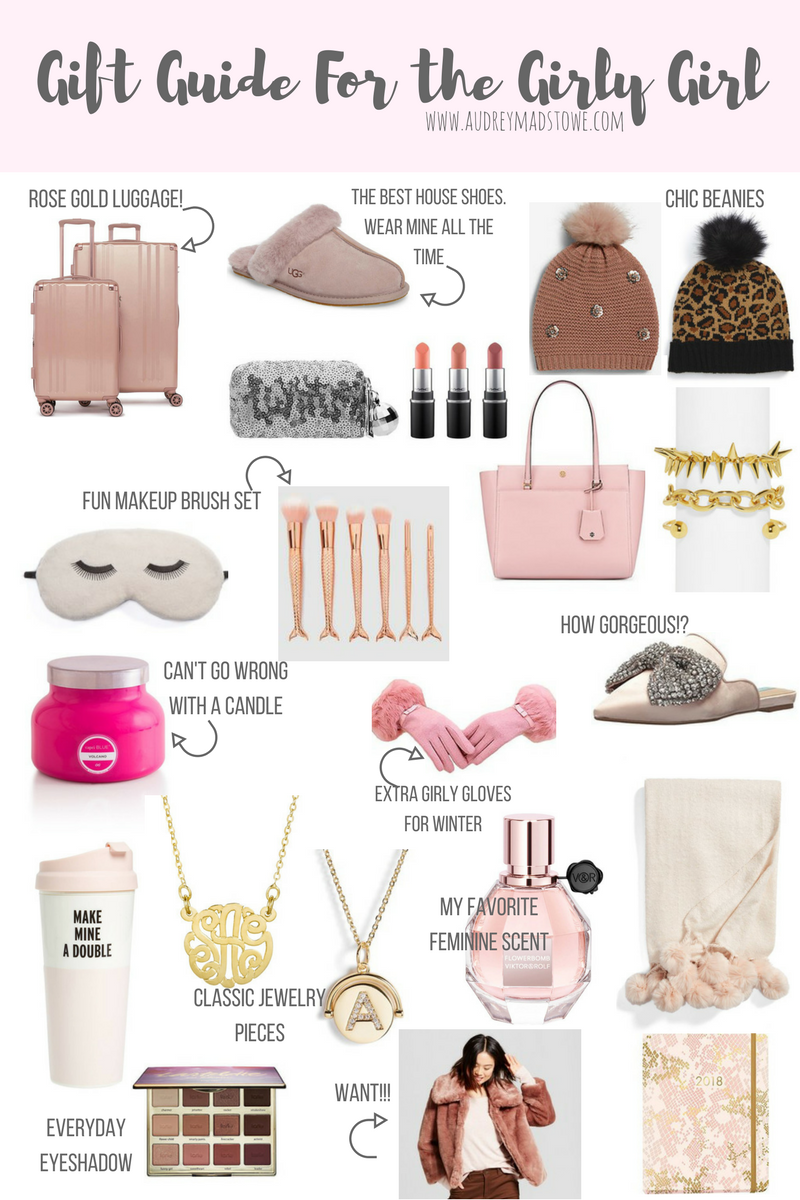 Girly girl gifts for christmas