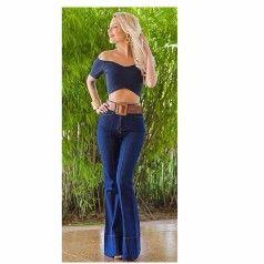 Calca-Flare-Jeans-Blue-Amapo