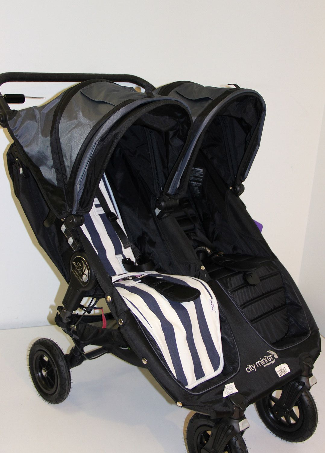 Baby Jogger City Mini Gt Double Custom Cotton Stroller