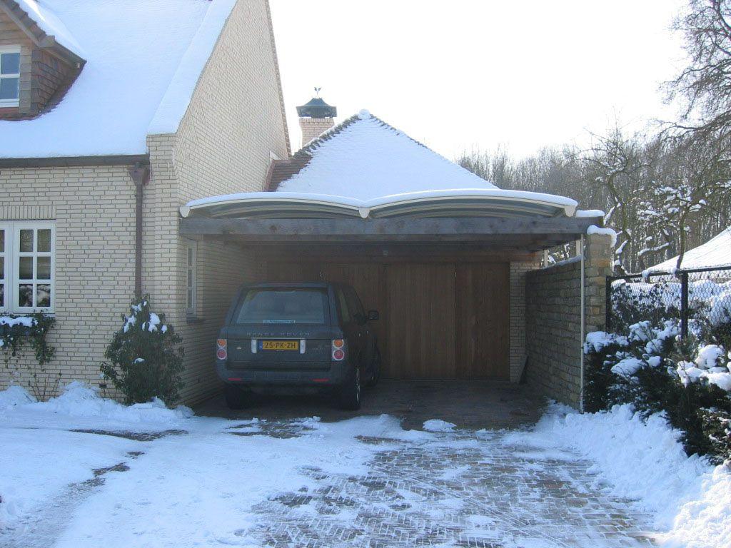 Westerzon Carport bestand tegen sneeuwdruk conform NEN1090-1. 0174 ...