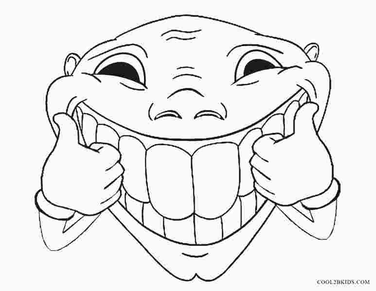 Funny Face Coloring Pages Cute Coloring Pages Coloring Pages