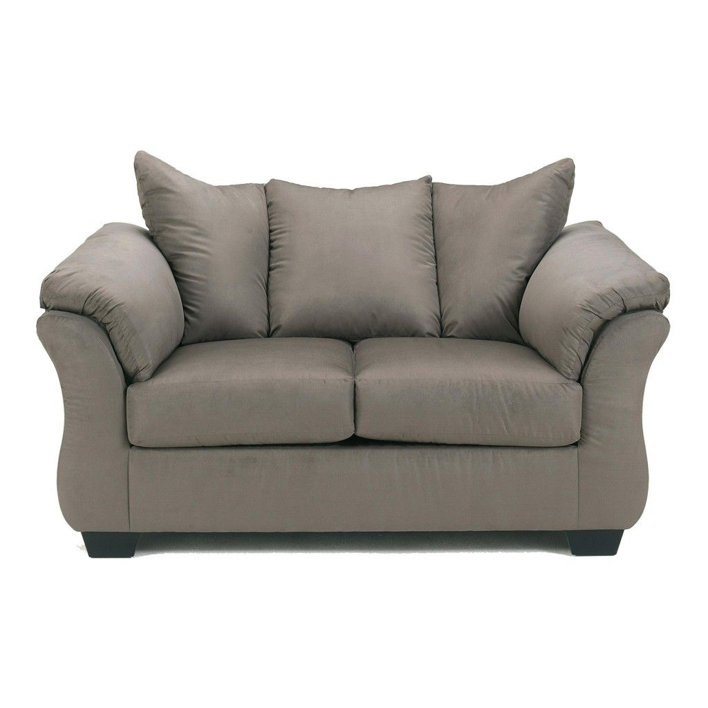 Signature Design By Ashley Furniture Bailey Loveseat Cobblestone Love Seat Furniture Loveseat Signature Design By Ashley