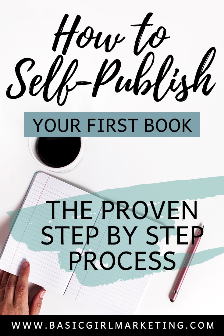 Howto Publish Your First book