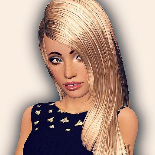 Cassie Lynn female model by Brittany - Sims 3 Downloads CC