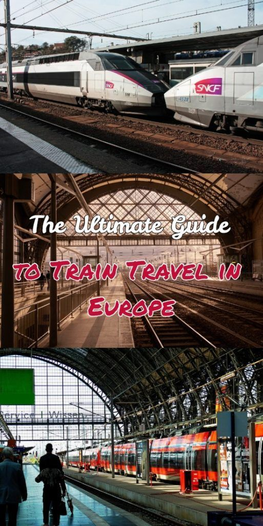 The Ultimate Guide to train travel in Europe   - Best Travel Guides #Europe #GUIDE #Guides #Train #Travel #Ultimate #Traintravel #Train #travel