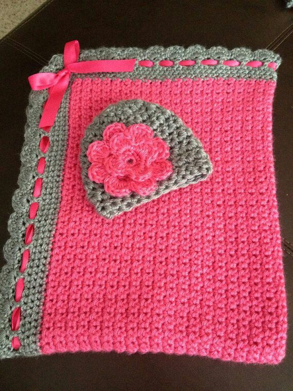 Pin By Flo Flo On Baby Girl Pinterest Crochet Blanket And