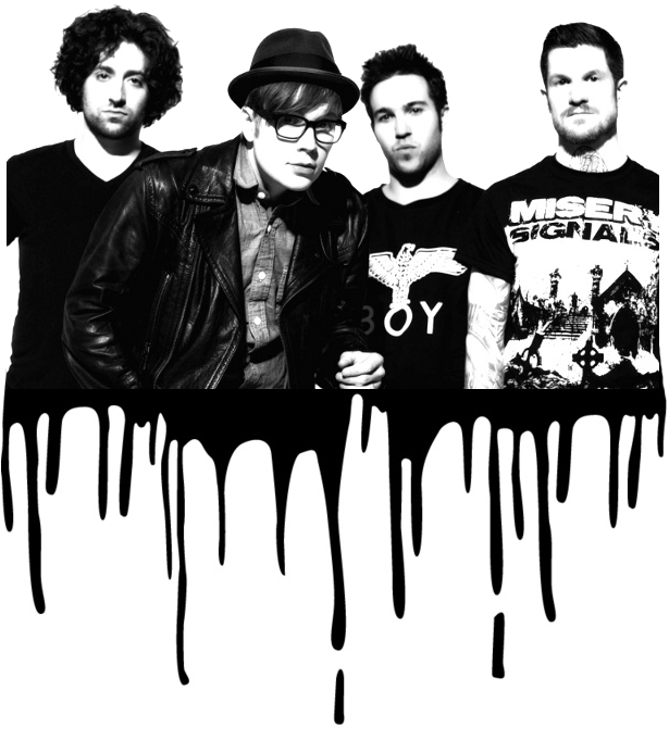 Fall Out Boy Logo Transparent Google Search Fall Out Boy Sleeveless Tshirt Boys